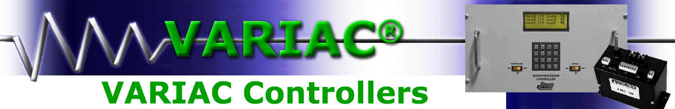 Variac, Controller/Regulators
