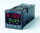 West 6100+ 1/16 DIN Temperature/Process Control