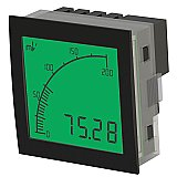 Trumeter APM-CT-APN Digital Bar Graph Meter Lighted Background (Positive) Display, CT Input