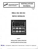 Installation and Operation Manual for LFE 2012 and 2013 Controls