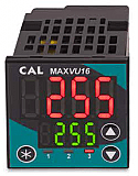 MAXVU-16 1/16 DIN Temperature/ Process Control