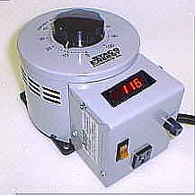 ISE 3PN1510B-DVM VARIAC Variable Transformers