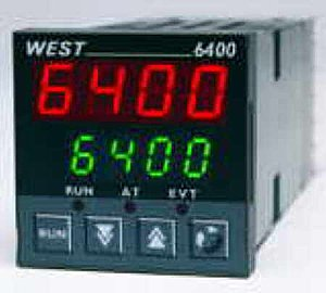 6400 1/16 DIN Temperature/Process Profile Control
