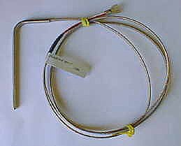 ISE TJ20JS28/4inX4ft Thermocouples