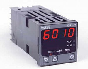 West 6010+ Instruments/Controls