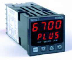 West 6700 High Limit Temperature Control