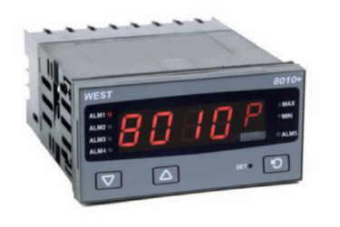 West 8010 1/8 DIN Indicator
