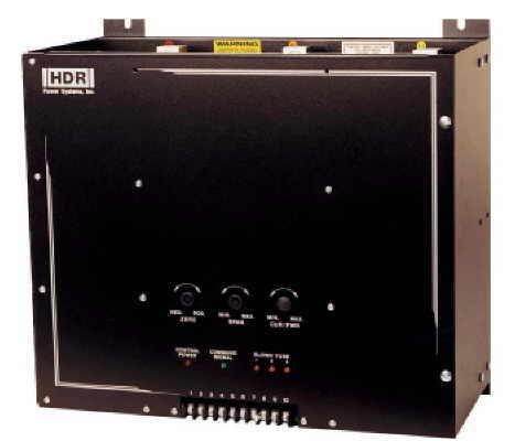 HDR ZF3 SCR Power Control