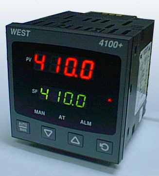 West 4100 Plus 1/4 DIN Control