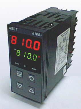 West 8100 1/8 DIN Control